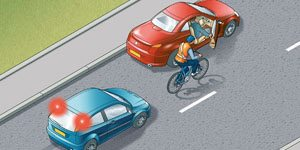 The rules of the road affect all road users